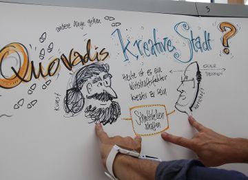 Kurzportraits über Landsberger Kreativakteure