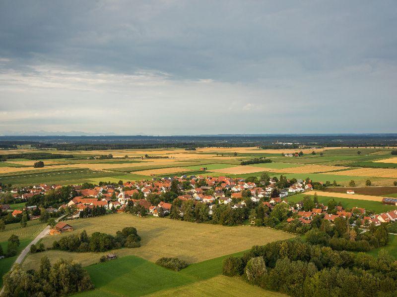 Reisch Luftbild
