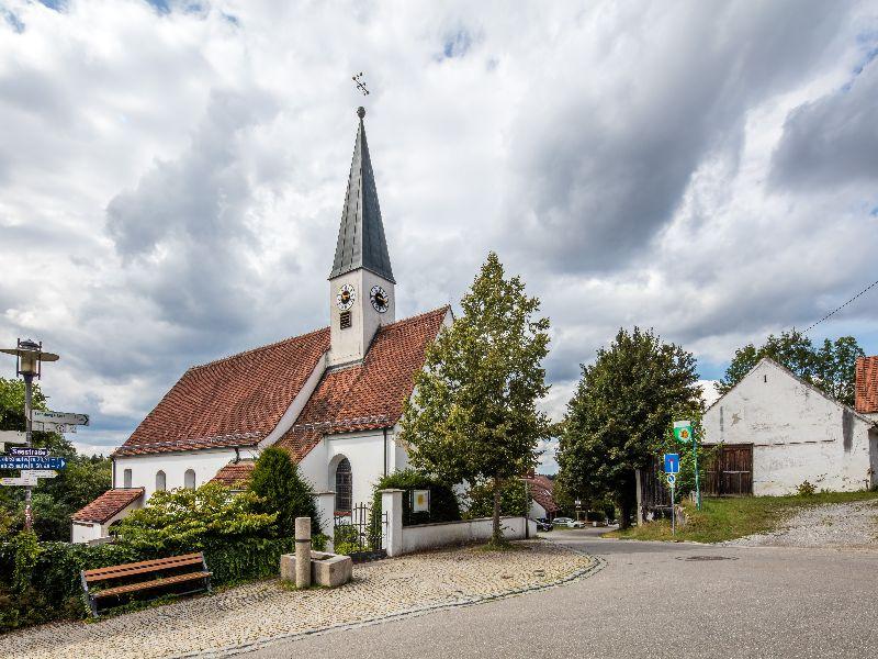 Kirche Pitzling